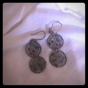 Jewelry - Dream catcher looking earrings